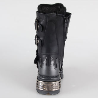 boots NEW ROCK - 600-S1 - Antic Acero