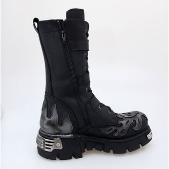 boots leather - 711-S1 - NEW ROCK