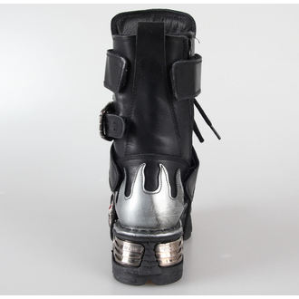boots leather - 195-S2 - NEW ROCK
