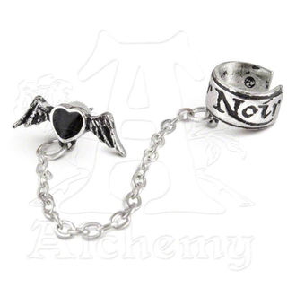 earrings Ceur Noir ALCHEMY GOTHIC - E212