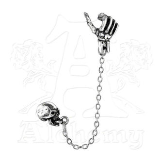 earrings Mortal Remains ALCHEMY GOTHIC - E278