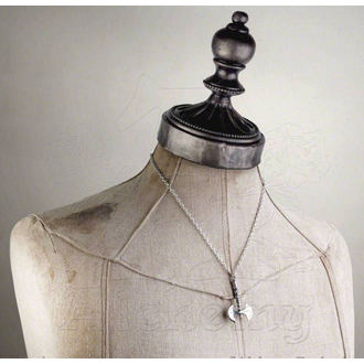 necklace Double Axe - ALCHEMY GOTHIC - P11