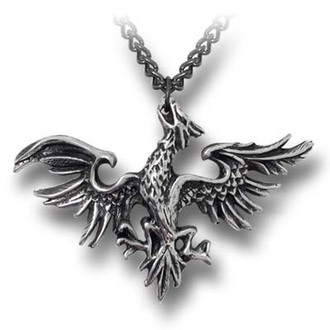 necklace Mettle Eagle ALCHEMY GOTHIC - P624