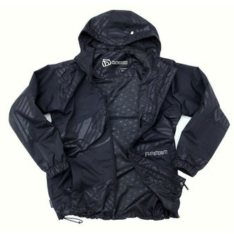 spring/fall jacket men's - Cleve H - FUNSTORM - 21 BLACK