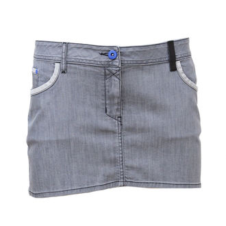 skirt women's -mini jeans- FUNSTORM - Kempsey