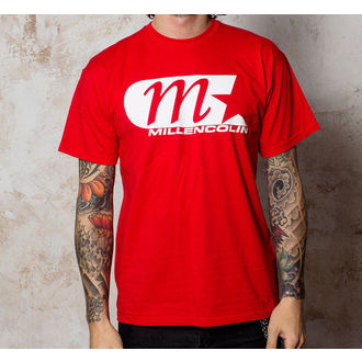 t-shirt metal men's Millencolin - Logo - Buckaneer - 1332