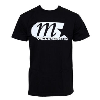 t-shirt men Millencolin - Logo - Black - BUCKANEER