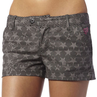 shorts -shorts- women FOX - Haste Star - DARK SHADOW