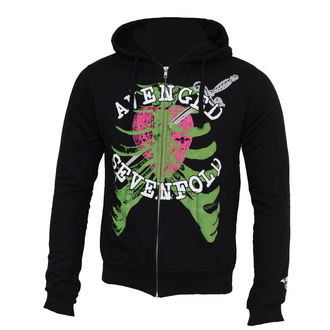 hoodie women's Avenged Sevenfold - Heart Attack - Bravado USA
