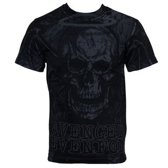 t-shirt metal men's Avenged Sevenfold - Dear God - BRAVADO - 17952098