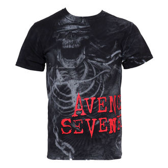 t-shirt metal men's Avenged Sevenfold - Chain All Over - BRAVADO - AVN2117