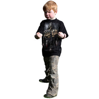 t-shirt children's - Game Over - SPIRAL - T026K101