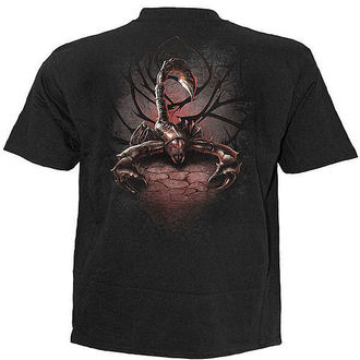 t-shirt men SPIRAL - Tribal Scorpion - TR323600