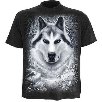 t-shirt men's - White Wolf - SPIRAL