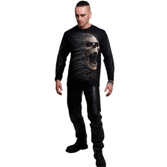 t-shirt men with long sleeve SPIRAL - Cast Out