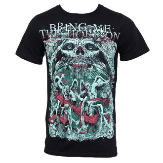 t-shirt metal men's Bring Me The Horizon - Belanger - BRAVADO - BMH1008