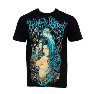 t-shirt men Bring Me The Horizon - Forest Girl - Bravado USA