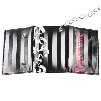 wallet Bullet For My Valentine - Skulls And Stripes