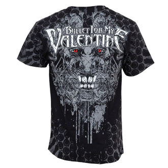 t-shirt metal Bullet For my Valentine - Demon All Over - BRAVADO - 19132074