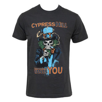t-shirt metal men's Cypress Hill - Uncle Greeenthumb - BRAVADO - CYP1000