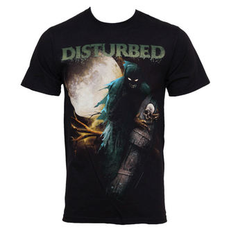 t-shirt metal men's Disturbed - Creepin Coffin - BRAVADO, BRAVADO, Disturbed