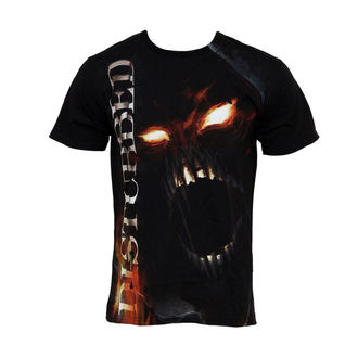 t-shirt metal men's Disturbed - Outrage - BRAVADO - DIS1059