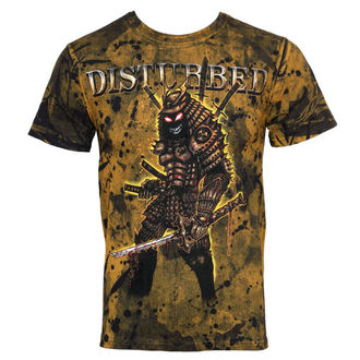 t-shirt metal Disturbed - Warrior AO - BRAVADO - 20442025