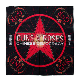 kerchief Guns N Roses - Chinese Democracy - Bravado USA