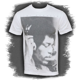 t-shirt men Jimi Hendrix - BW2 - Bravado USA