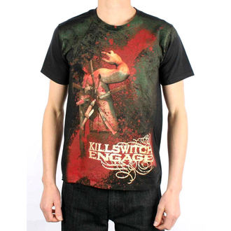 t-shirt metal men's Killswitch Engage - Backstabber - BRAVADO