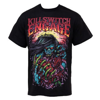 t-shirt metal men's Killswitch Engage - Guts - BRAVADO - KIL1051