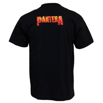 t-shirt men Pantera - Guitar Snake - Bravado USA - PNA2008