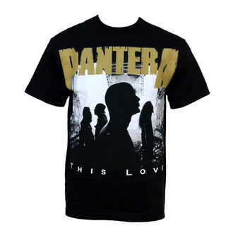 t-shirt men Pantera - This Love - Bravado USA