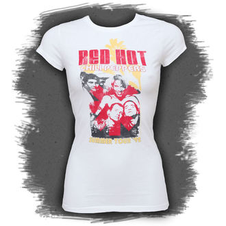 t-shirt metal women's Red Hot Chili Peppers - Summer 92 - BRAVADO - RHP1123