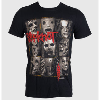 t-shirt metal men's Slipknot - Mezzotint - BRAVADO EU - SKTS06MB