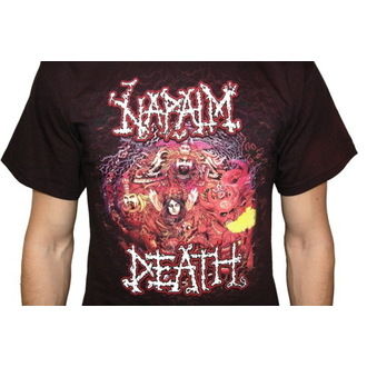 t-shirt men Napalm Death - Japan - RAGEWEAR