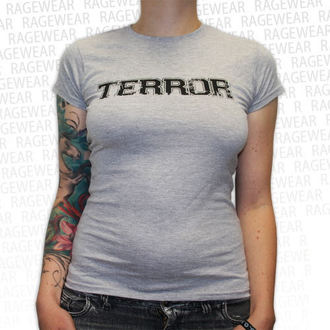 t-shirt metal women's Terror - New Blood - RAGEWEAR - 029GSG26