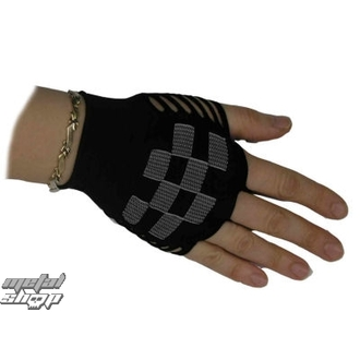 gloves women fingerless nylon Squares 1 - 59040-002
