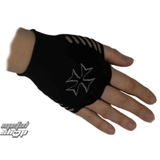gloves women fingerless nylon Cross 1 - 59040-004
