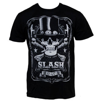 t-shirt men Bottle Of Slash - LIQUID BLUE - 31952
