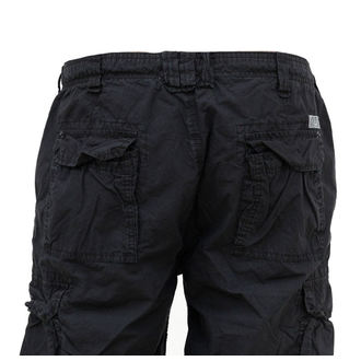 shorts men GLOBE - Dalton - VINTAGE BLACK