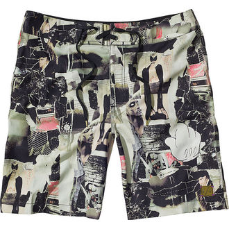 swimsuits men -shorts- GLOBE - 5 Days In Hell - BLACK