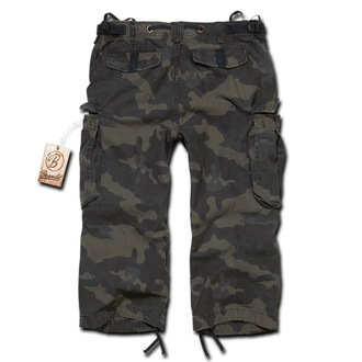 shorts men 3/4 BRANDIT - Industry Vintage Darkcamo - 2003/4