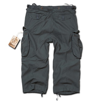 shorts men 3/4 BRANDIT - Industry Vintage Anthracite - 2003/5