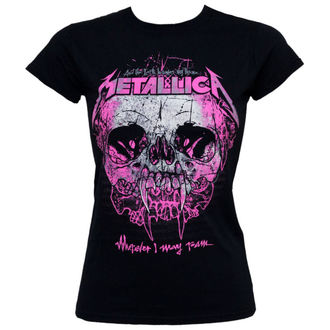 t-shirt women Metallica - Wherever I May Roam