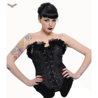 corset women's QUEEN OF DARKNESS