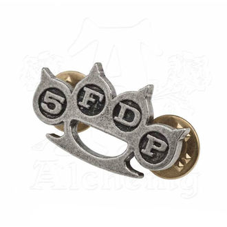 Tack Five Finger Death Punch - Knuckle Duster - ALCHEMY GOTHIC, ALCHEMY GOTHIC, Five Finger Death Punch