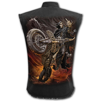 Men's sleeveless shirt (vest) SPIRAL - BIKE LIFE, SPIRAL