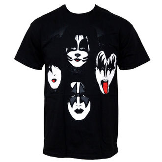 t-shirt metal men's Kiss - Love It Loud - EMI - TSB 5735