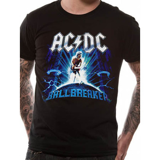 t-shirt metal men's AC-DC - Ballbreaker - LIVE NATION - PE12094TS